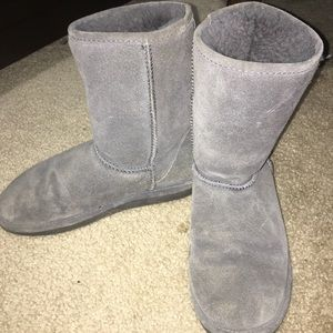 bearclaw Shoes - Grey bearclaw boots